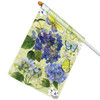 Hydrangea Beauties House Flag | The Shops at Colonial Williamsburg