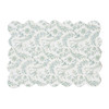 Braganza Table Linens - rectangular placemat (reverse side)   The Shops at Colonial Williamsburg