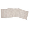 Markle Woven Table Linens - Clay - table runner   The Shops at Colonial Williamsburg