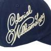 Colonial Williamsburg Adult Baseball Cap - Side Logo - Navy Blue | The Shops at Colonial Williamsburg