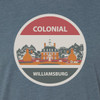 Colonial Williamsburg Vintage Governor's Palace Adult T-Shirt