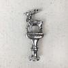 Stag Pewter Pipe Tamp | The Shops at Colonial Williamsburg