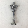 Thistle Pewter Pipe Tamp | The Shops at Colonial Williamsburg