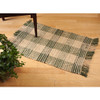 Sage Booker Plaid Rug | The Shops at Colonial Williamsburg