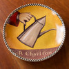 R. Charlton's Coffeehouse Dessert Plate | The Shops at Colonial Williamsburg