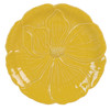 Yellow Magnolia Plate | The Shops at Colonial Williamsburg