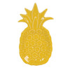 Small Yellow Pineapple Plate | The Shops at Colonial Williamsburg