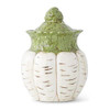 White Carrot Cookie Jar | The Shops at Colonial Williamsburg