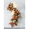Autumn Mixed Leaves & Berries Garland | The Shops at Colonial Williamsburg