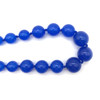 Blue Agate Rosary Necklace | The Shops at Colonial Williamsburg