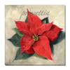 """""""Poinsettia"""" Canvas Giclee Print by Darren Gygi 