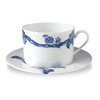 Caskata Arcadia Blue Cup and Saucer | The Shops at Colonial Williamsburg
