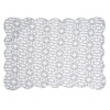 Magnolia Garden Rectangular Placemat - reverse side | The Shops at Colonial Williamsburg