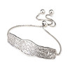 Sterling Silver Drawstring Bracelet | The Shops at Colonial Williamsburg