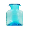 Blenko Glass 384 Ice Blue Water Bottle   The Shops at Colonial Williamsburg