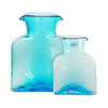 (Left) Blenko Glass 384 Ice Blue Water Bottle   The Shops at Colonial Williamsburg