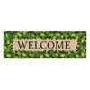 """Boxwood """"Welcome"""" Door Mat  