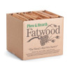 Fatwood Fire Starter, 10 Lb Box | The Shops at Colonial Williamsburg