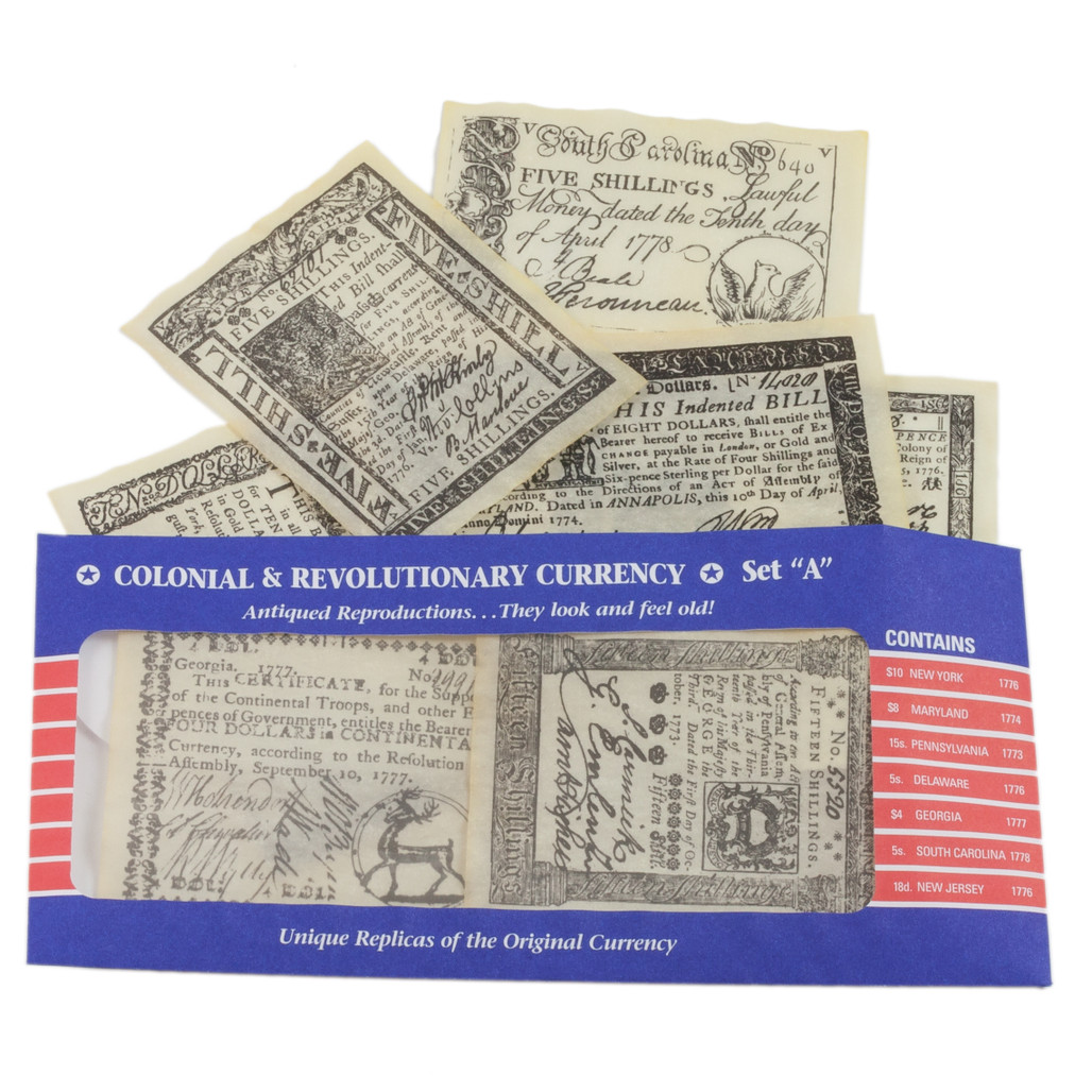 Colonial Money A