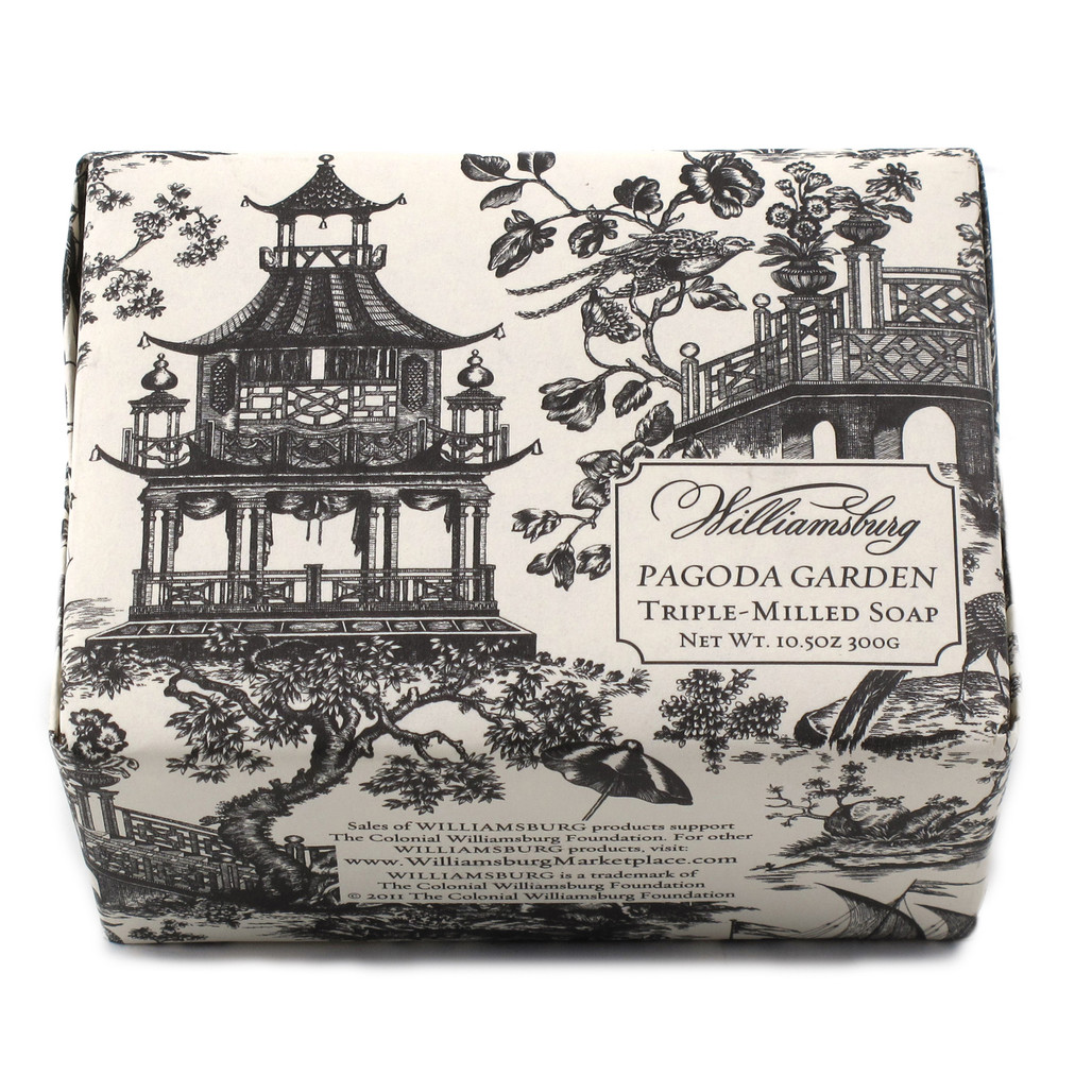 Pagoda Garden Triple-Milled Bar Soap