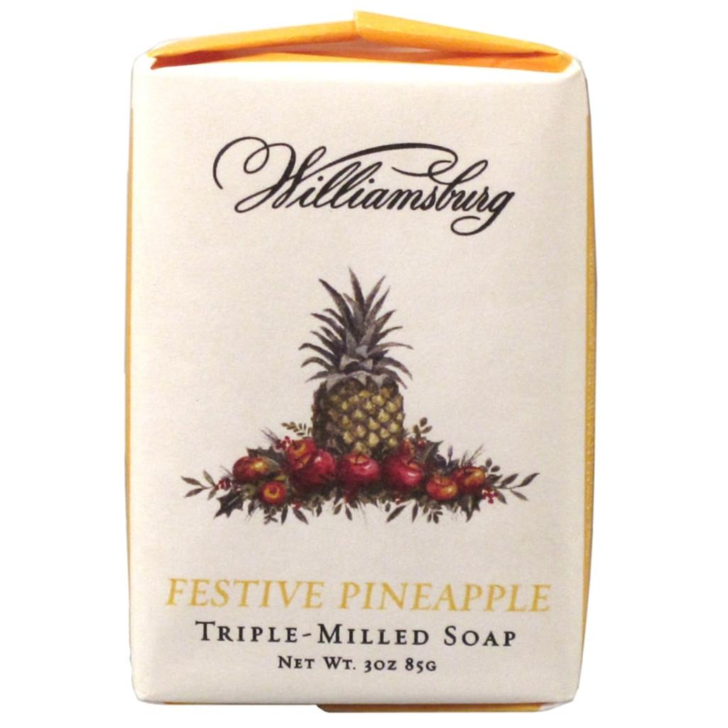 Festive Pineapple Soap Bar