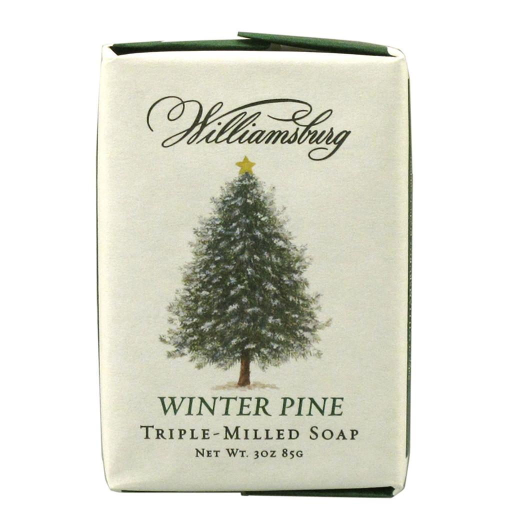 Winter Pine Soap Bar
