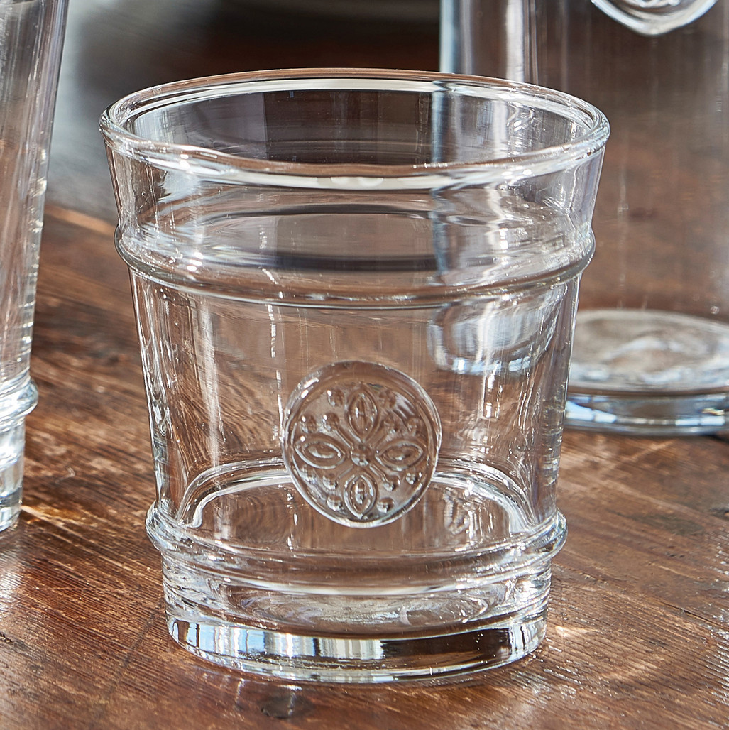 Levingston Double Old Fashioned Glassware