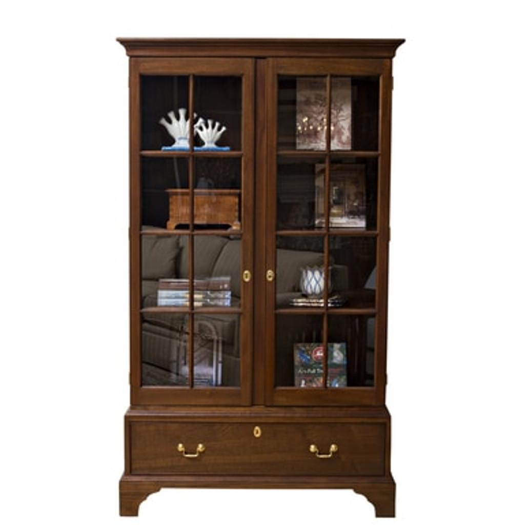 Chippendale Mahogany Bookcase