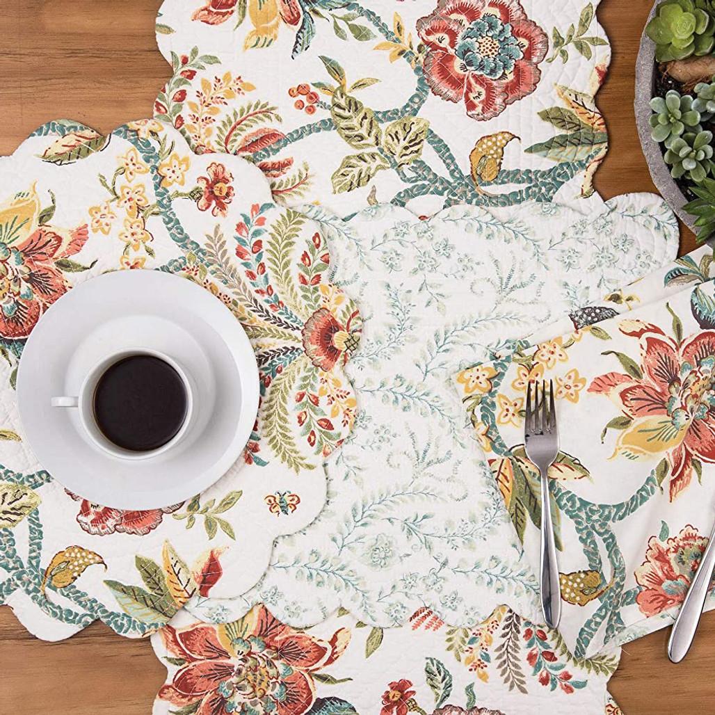 Braganza Table Linens | The Shops at Colonial Williamsburg