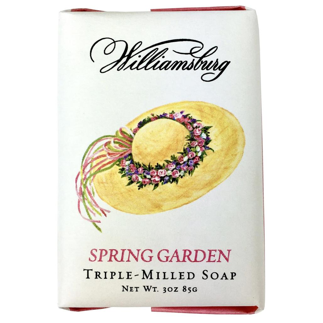 Spring Garden Soap Bar | The Shops at Colonial Williamsburg
