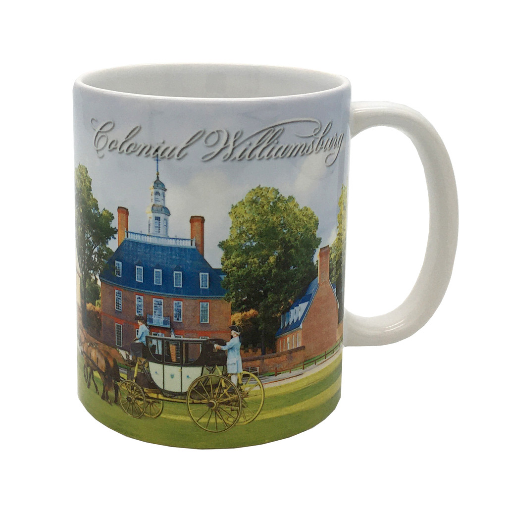 Colonial Williamsburg Townscape Mug | The Shops at Colonial Williamsburg