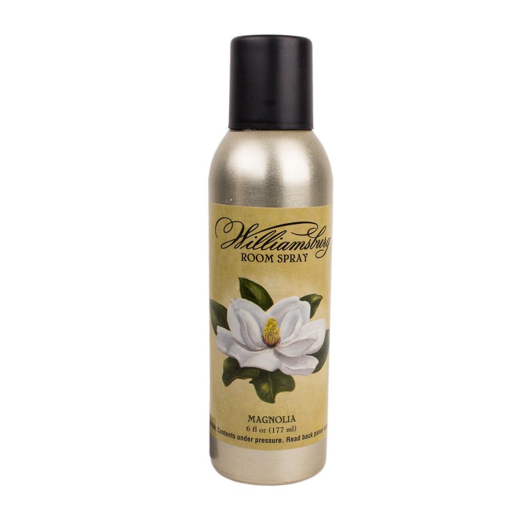 Magnolia Room Spray   The Shops at Colonial Williamsburg
