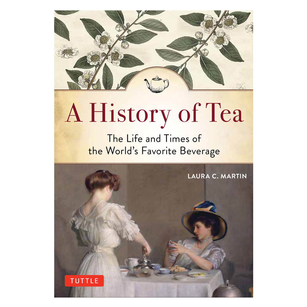 A History of Tea | The Shops at Colonial Williamsburg