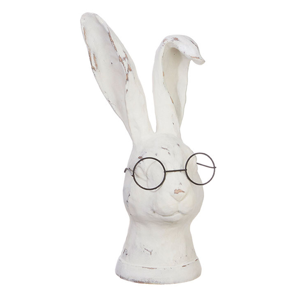 Rabbit with Glasses | The Shops at Colonial Williamsburg