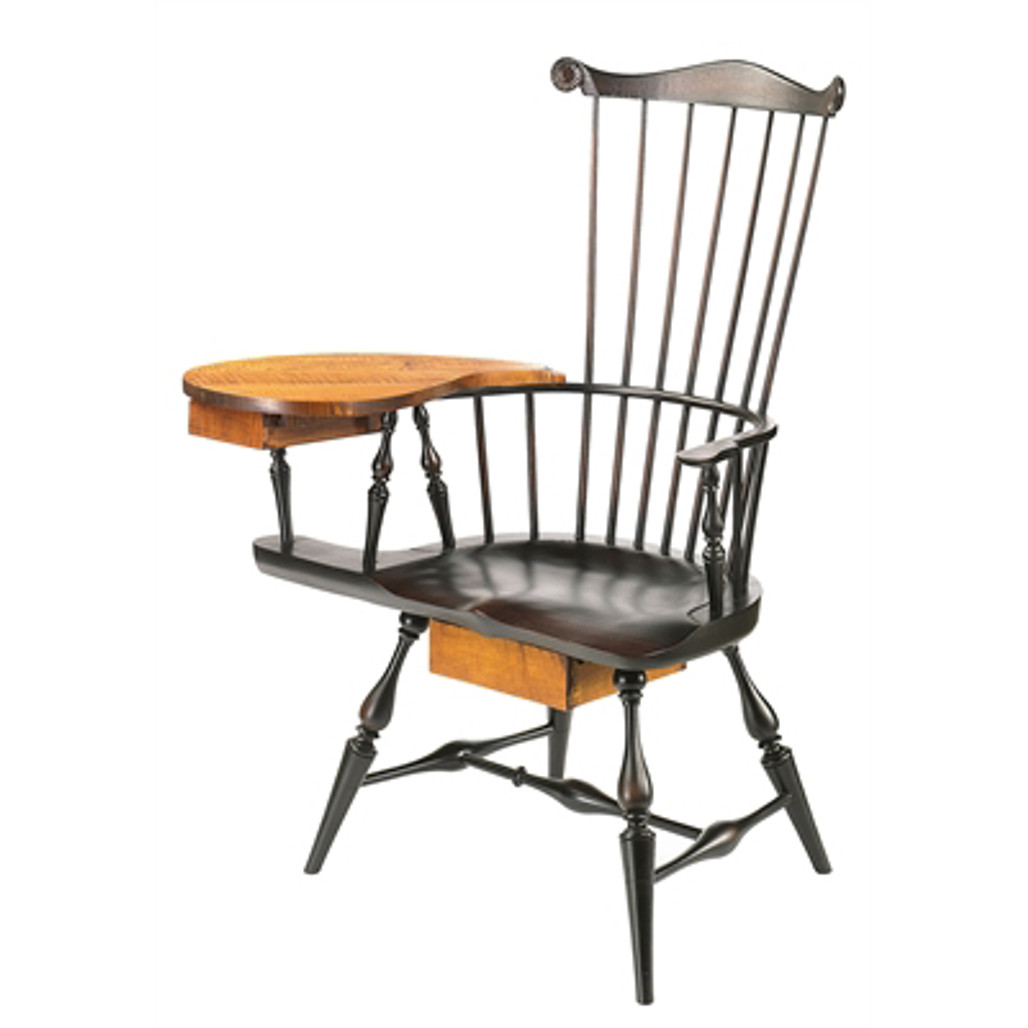 Writing Chair by Benner's Woodworking | The Shops at Colonial Williamsburg
