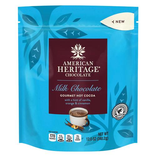American Heritage Chocolate Milk Chocolate Drink Mix - package