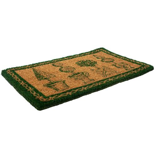 Topiary Coir Mat