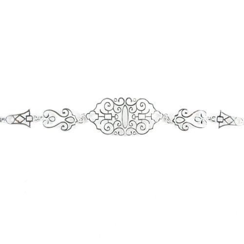 Baroque Filigree Bracelet