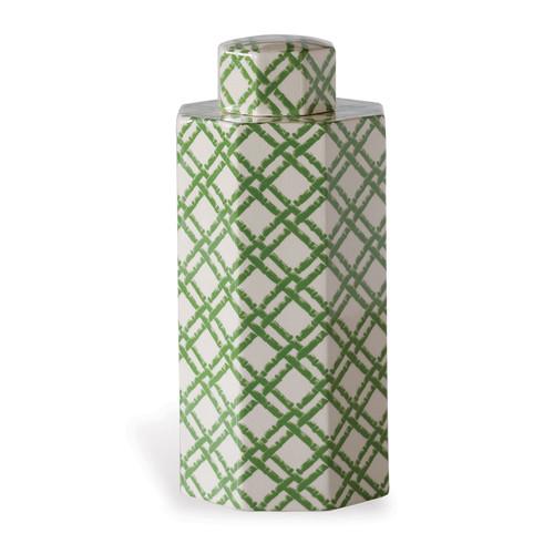 Bamboo Trellis Small Jar | The Shops at Colonial Williamsburg