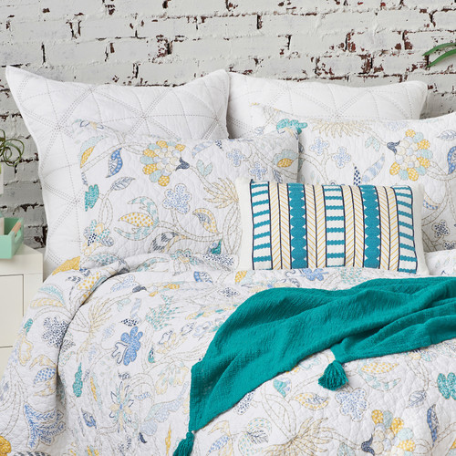Brie Lagoon Bedding Collection