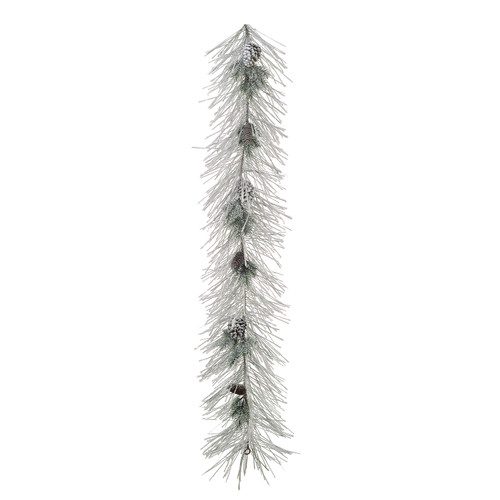 Snow Pine Garland 6ft | The Shops at Colonial Williamsburg