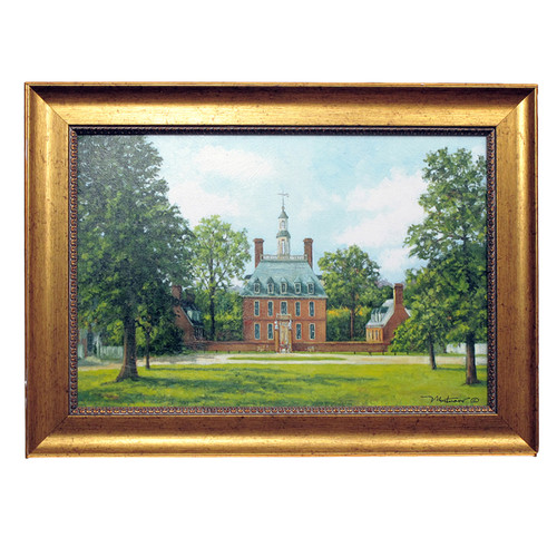 Governor's Palace Framed Print