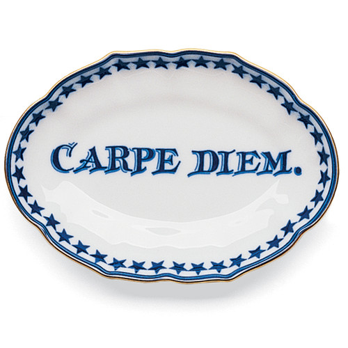 Verse Dish Carpe Diem
