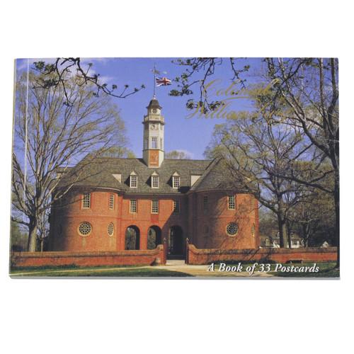 Williamsburg Post Card Book