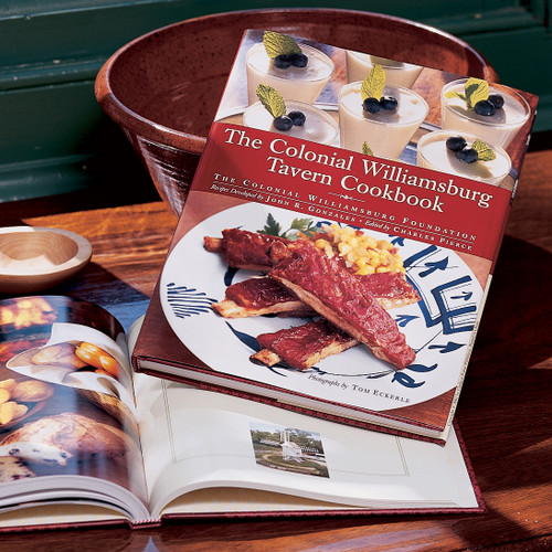 The Colonial Williamsburg Tavern Cookbook   The Shops at Colonial Williamsburg