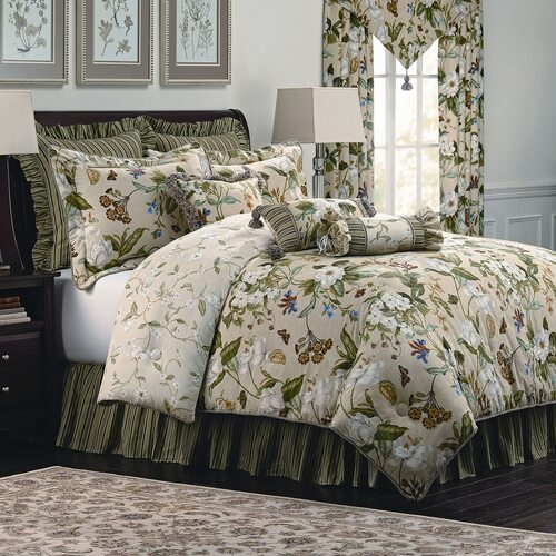 Magnolia Garden Images Bedding | The Shops at Colonial Williamsburg