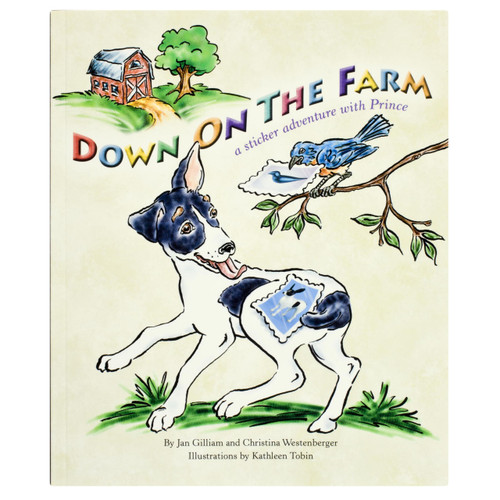 Down On The Farm: A Sticker Adventure With Prince