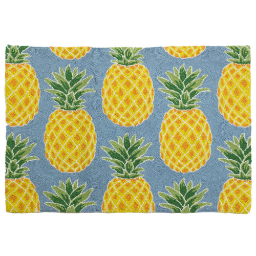 Pineapple Fretwork Rug