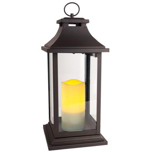 Open Pane LED Lantern