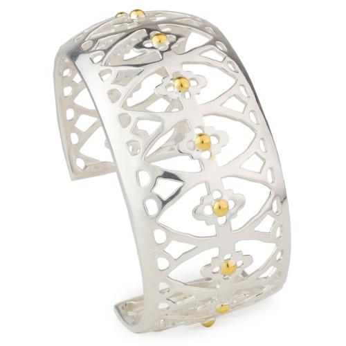 Marquis Pierced Bracelet